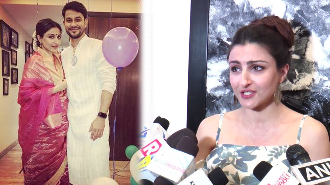 f907ab6eff53a Soha Ali Khan's BEST REPLY On Saree Controversy During Eid - YouTube