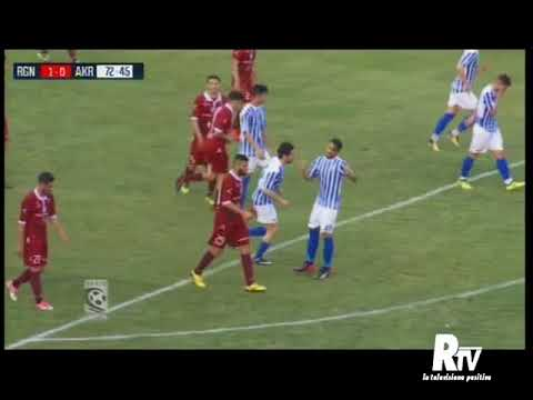34)REGGINA-AKRAGAS 2-0 (22-04-2018)