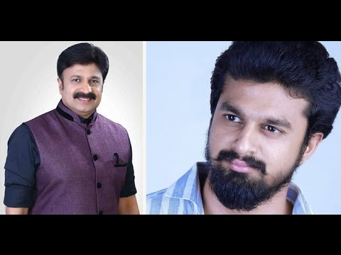 Actor Siddique's son as Mammootty's son | Hot Malayalam News - YouTube