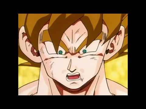 Crack Kid Goku