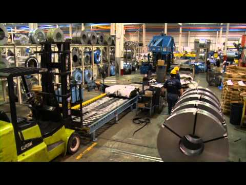 Kloeckner Metals Products & Processes