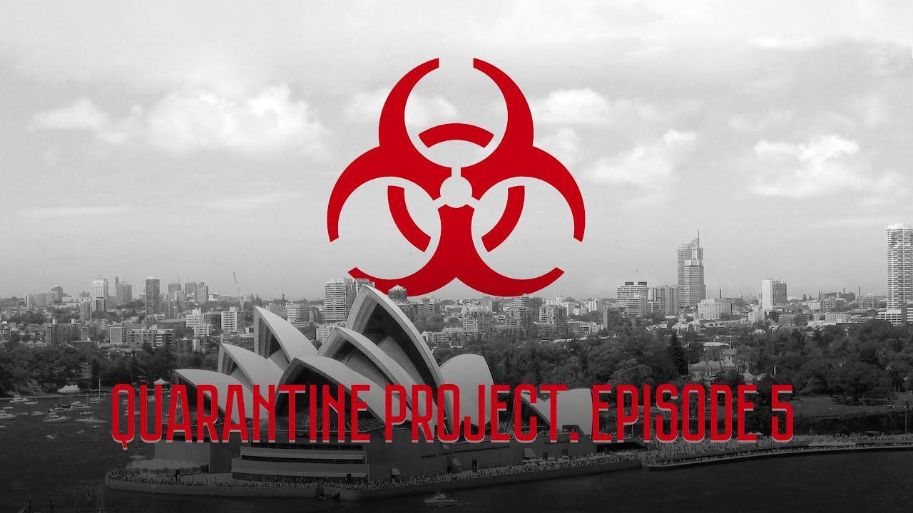 "Reality show ""Quarantine""   Episode 5"