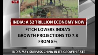 Indian Economy hits new high