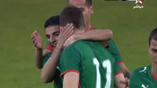 Morocco 1 0 Angola Adel Taarabt