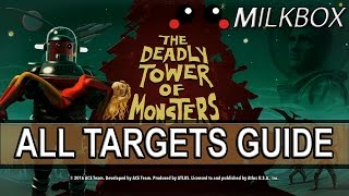 The Deadly Tower of Monsters | All Targets Trophy | Guide