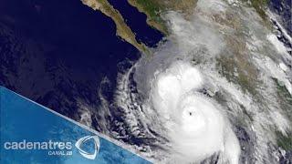 Huracán Patricia, el fenómeno más poderoso y catastrófico del mundo