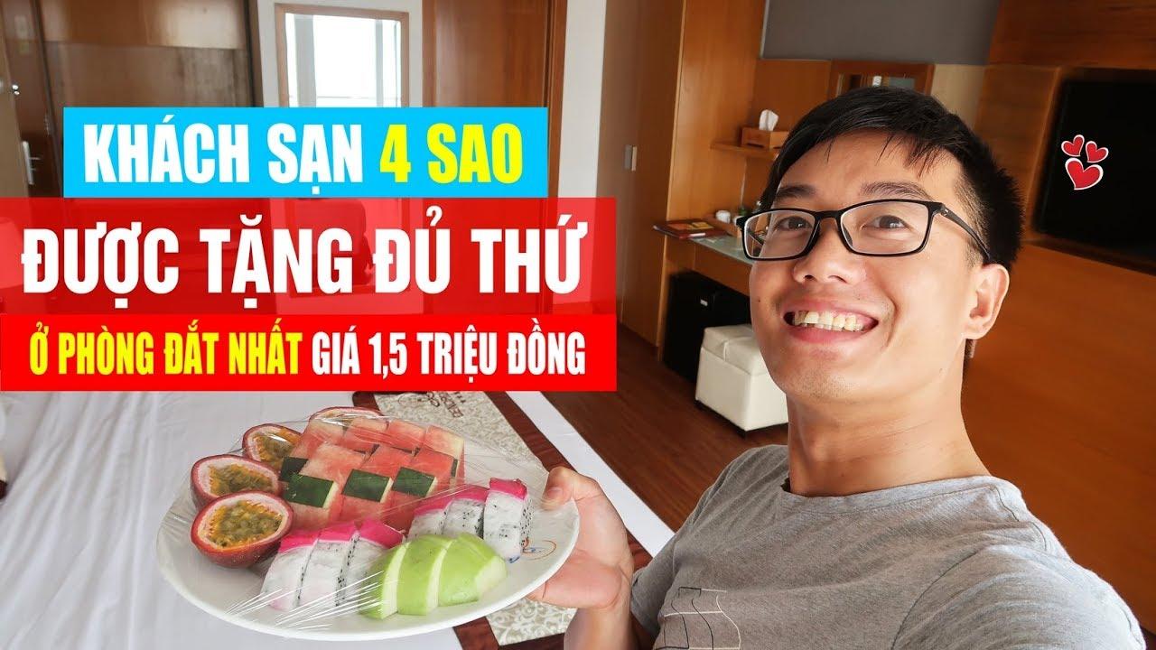 Khách sạn Dendro Gold Nha Trang 4 sao, siêu rộng, gần biển | Khách sạn Nha Trang #3