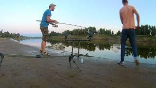 Рыбалка в Сокрутовке
