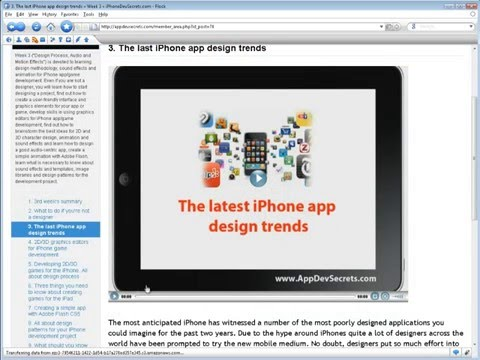 How to make an app the most effective app development course