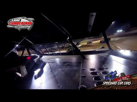 #9 Derrick Meadors - Super Late Model - 8-25-18 Lake Cumberland Speedway - In Car Camera