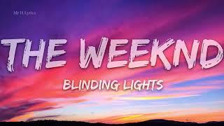 Download The Weeknd - Blinding Lights (Lyrics) -  1 hour lyrics