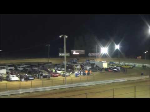Dixieland Speedway Sportsman Race   05-20-16