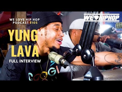 YUNG LAVA [FULL Interview] Rexdale Life/Loosing His Brother/ New Music | WLHH S3 E105