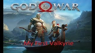 God Of War(PS4) My First Valkyrie