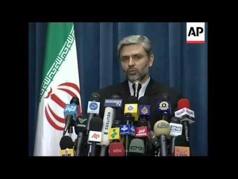 Foreign Ministry spokesman on uranium enrichment