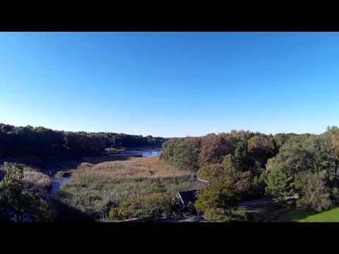 X380 Flight in Frank Melville Park