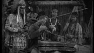Go West - Harpo Marx plays harp