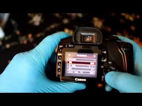 Canon Xti Upgraded To 400plus CHDK
