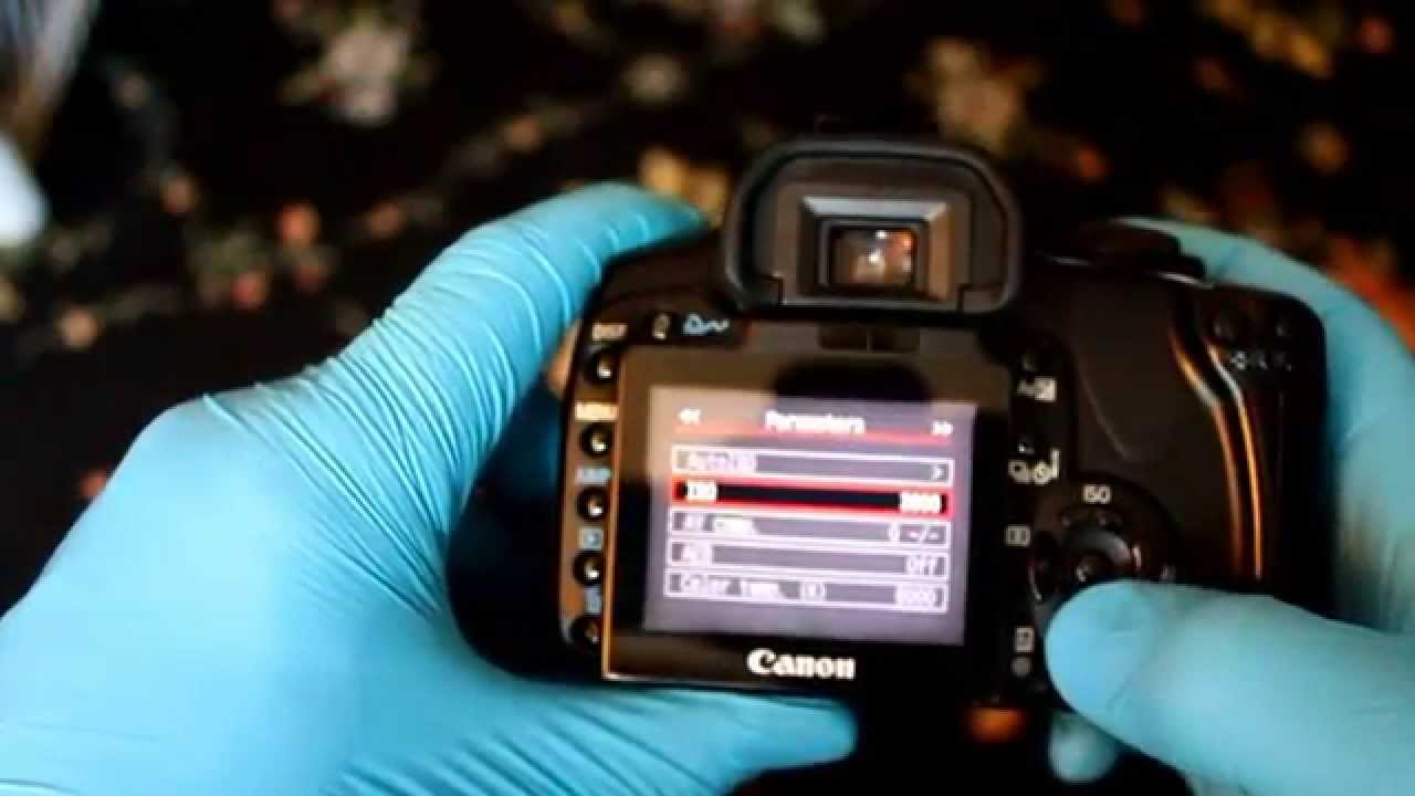 Canon Xti Upgraded to 400plus CHDK | FunnyCat TV