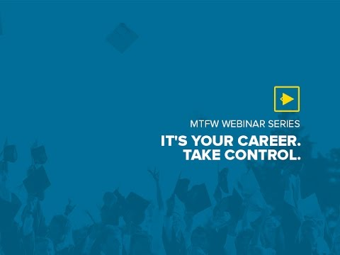 It's Your Career. Take Control.