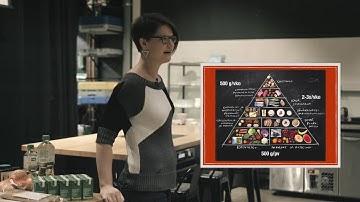 Leena Putkonen: Tulevaisuuden ruokaa