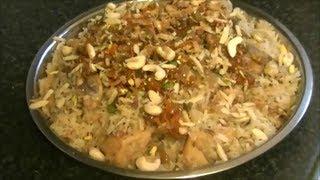 KABULI PULAO (Afghani Pulao) *COOK WITH FAIZA*