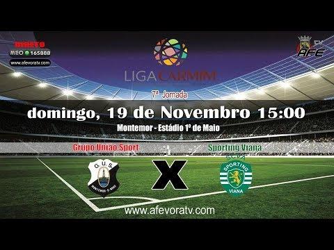 Liga CARMIM 2017/2018, 7ª Jornada - GUS 1x1 SCVA