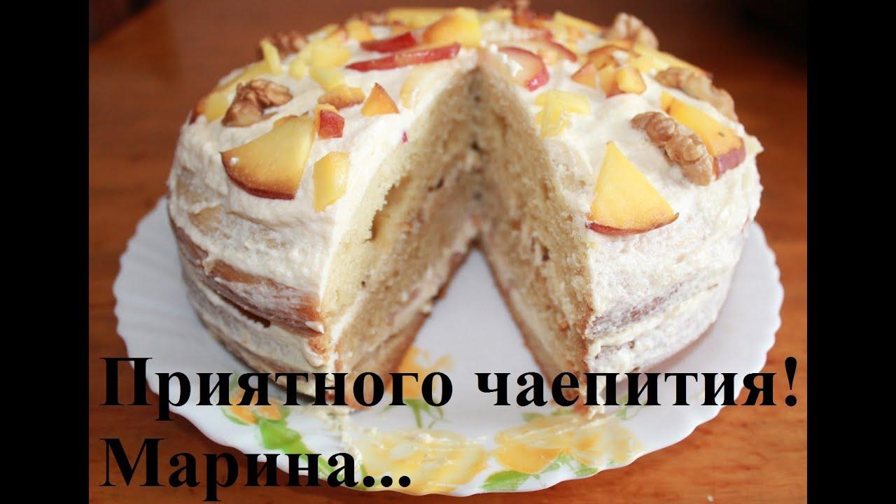 Простой рецепт торта или пирога