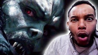 Morbius - Teaser Trailer REACTION!
