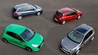 Выбор автомобиля бюджетного класса