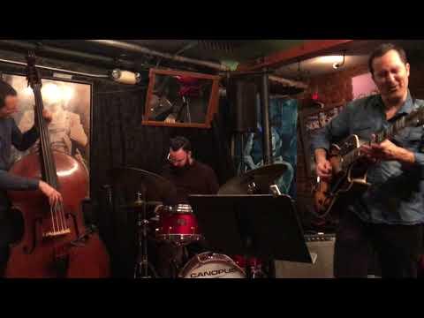 Jonathan Kreisberg Quartet at Smalls Jazz Club December 2017 (2)