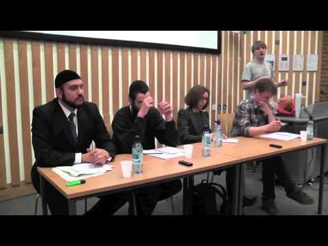 Debate - Shariah Law & European Human Rights?'