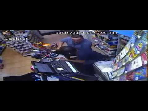 Grand Gas Station Robbery - 08/14/2017