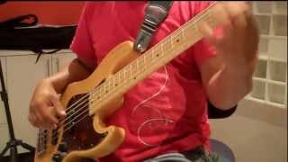 Bass cover - Incognito - Colibri
