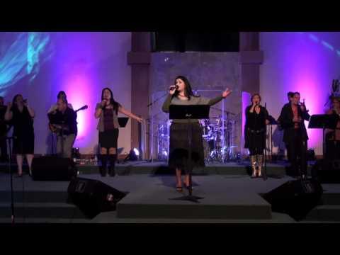 FREEDOM NO MORE SHACKLES HD, Sheila sings at Bethel Worship