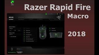 Razer Macro Rapid Fire