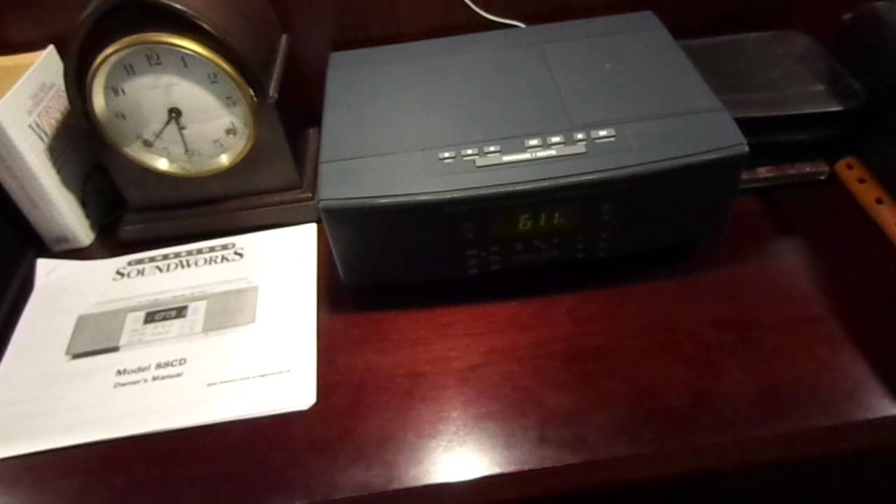 henry kloss model 88cd stereo youtube rh youtube com Cambridge SoundWorks by Henry Kloss By Henry Kloss Tower II