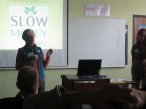 Slow Money Ohio at OEFFA 2013