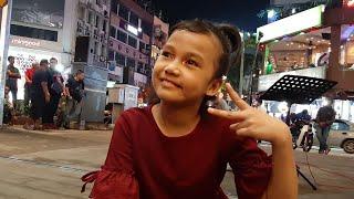 Goyang Dumang oleh Adik Nurul.. penari Cilik vs Penari Dewasa... sama hebat..
