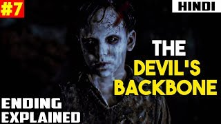 The Devil's Backbone (2001) Ending Explained   #10DaysChallenge - Day 7