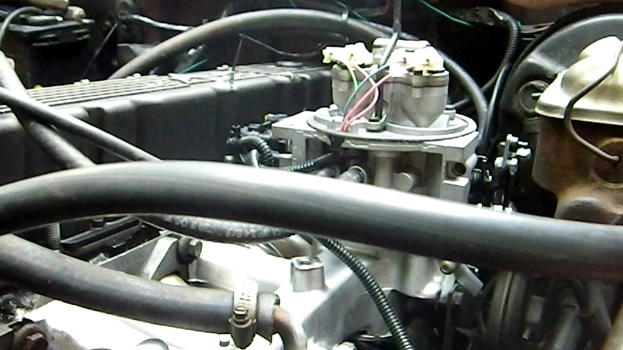 jeep howell tbi wiring harnes [ 1280 x 720 Pixel ]