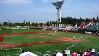 八戸学院光星の応援 2018夏