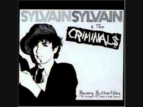 """Sylvain Sylvain & The Criminal$- """"Teenage News"""" (1978)"""