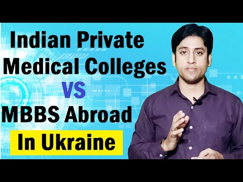 MBBS From Indian Private Medical Colleges Vs MBBS Abroad in Ukraine, Which is Better? Boson Meditech