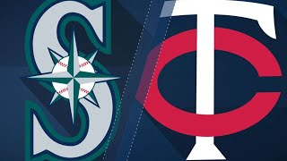 Mariners edge Twins in pitching duel, 1-0: 5/14/18
