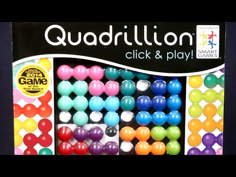 Quadrillion From Smart Toys And Games Youtube