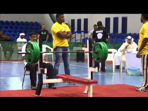 Exclusive Ras-Al-Khaimah Police Academy Power Lifting Video