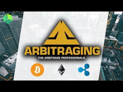 Arbitraging Review | THE BEST CRYPTO ARBITRAGE BOT?!?!