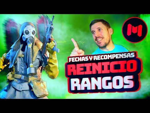 FECHA REINICIO De RANGOS Y RECOMPENSAS De TEMPORADA 7 En CALL OF DUTY MOBILE