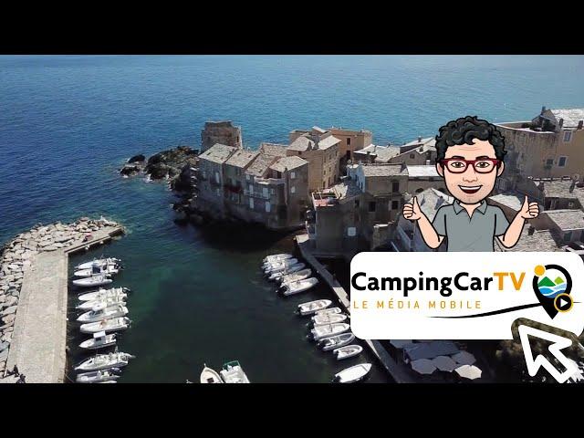 JT en Camping-Car N°67 - de Zonza à Erbalunga
